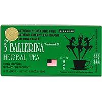 3 Ballerina Tea - Dieters Tea - Green