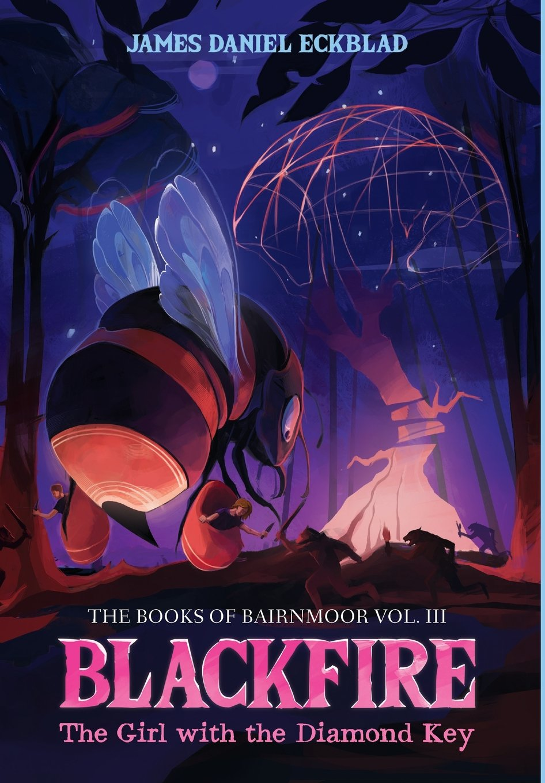 Read Online Blackfire: The Girl with the Diamond Key (Books of Bairnmoor) pdf