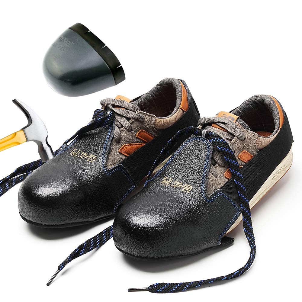 Visitor Shoes Caps Anti Smashing Overshoes Toes Protection Work Safety Visit Shoe Cover