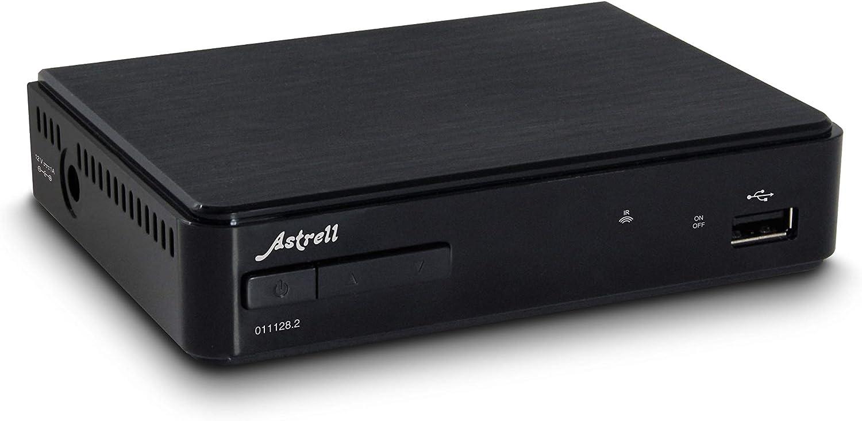 Astrell Astrell 011128 - Sintonizador de TV: Amazon.es: Electrónica