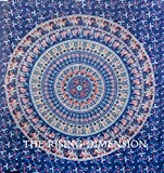 Handicrunch Kira Mandala Tapestry (large)