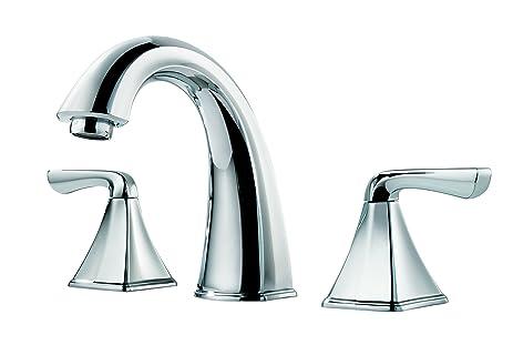 Price Pfister F049SLCC Selia Widespread Bathroom Sink Faucet ...