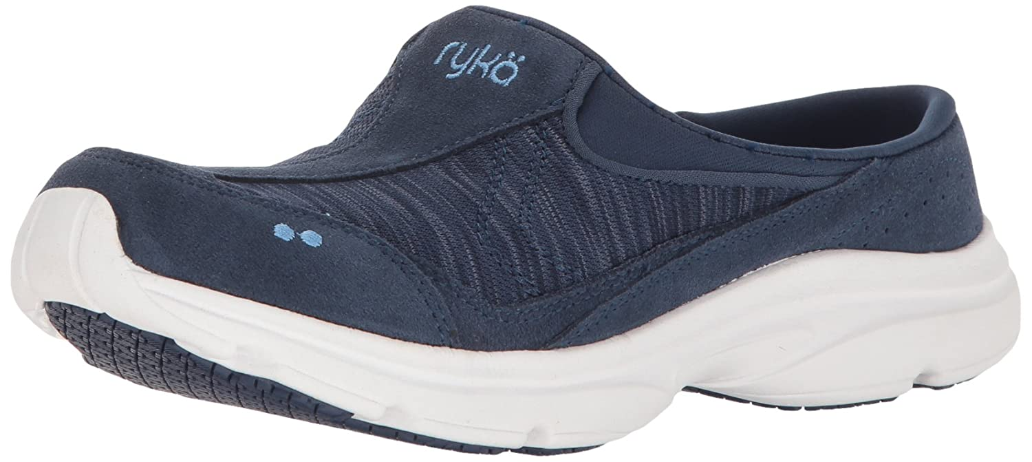 Ryka Women's Tranquil SR Fashion Sneaker B01KWFYWVK 5.5 B(M) US|Navy Heather
