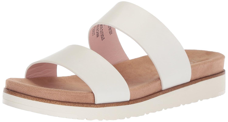 XOXO Women's Dylan M Slide Sandal B0788HH4V4 M070 M Dylan US|White ad9287
