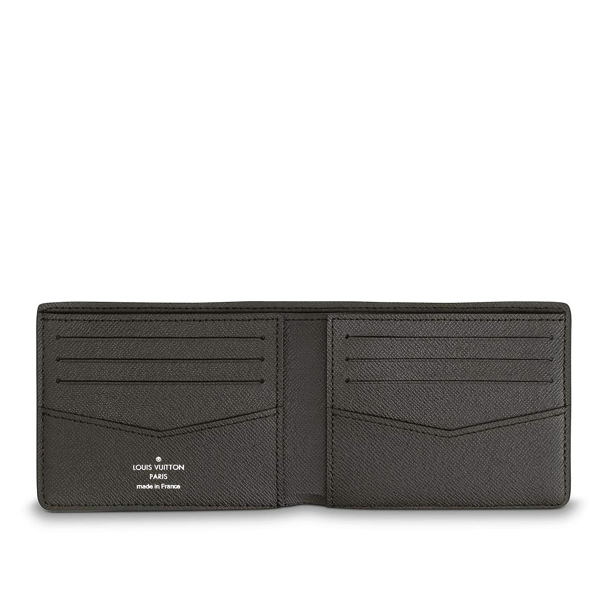 fa8b3992a971 Amazon.com  Louis Vuitton Damier Slender Wallet Article  N61208 Made in  France  Sports   Outdoors