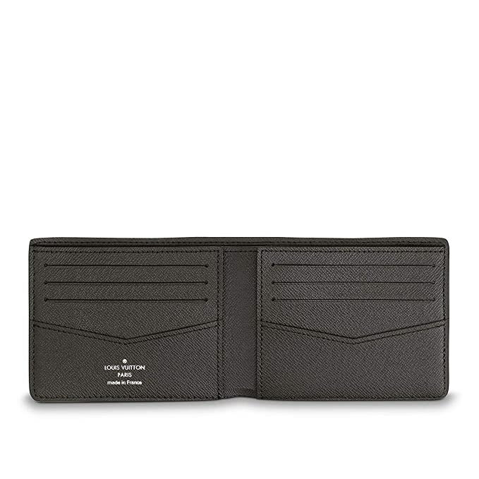 0933c4590ef1 Amazon.com  Louis Vuitton Damier Slender Wallet Article  N61208 Made in  France  Sports   Outdoors