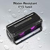 LG PK7 XBOOM Go Water-Resistant Wireless