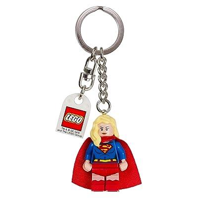 Lego Supergirl Keychain: Toys & Games