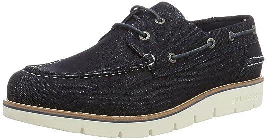 Mens C2285ase 4b Boat Shoes Tommy Hilfiger Y9VMgL