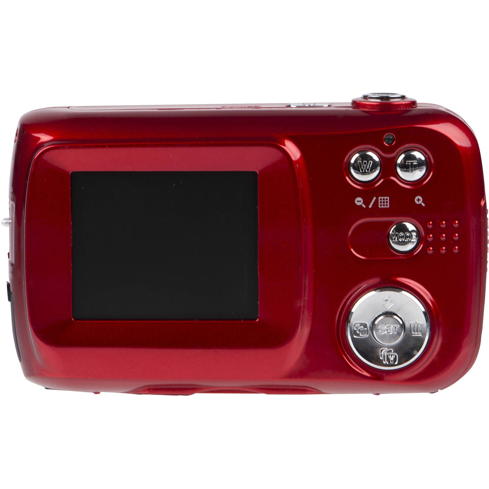 Polaroid iS126 16.1MP Digital Camera (Red) with 32GB Card + Case + Batteries & Charger + Tripod + Kit by Polaroid (Image #3)