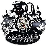 Amazon Com Final Fantasy Vii Vinyl Record Clock Home