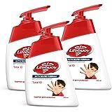 Lifebuoy Hand Wash - Total 10, 3 x 200ml