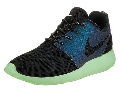 the latest 700fe 428f6 Nike Women's WMNS Roshe One WWC QS, Teal/Black-Vapor Green-Black