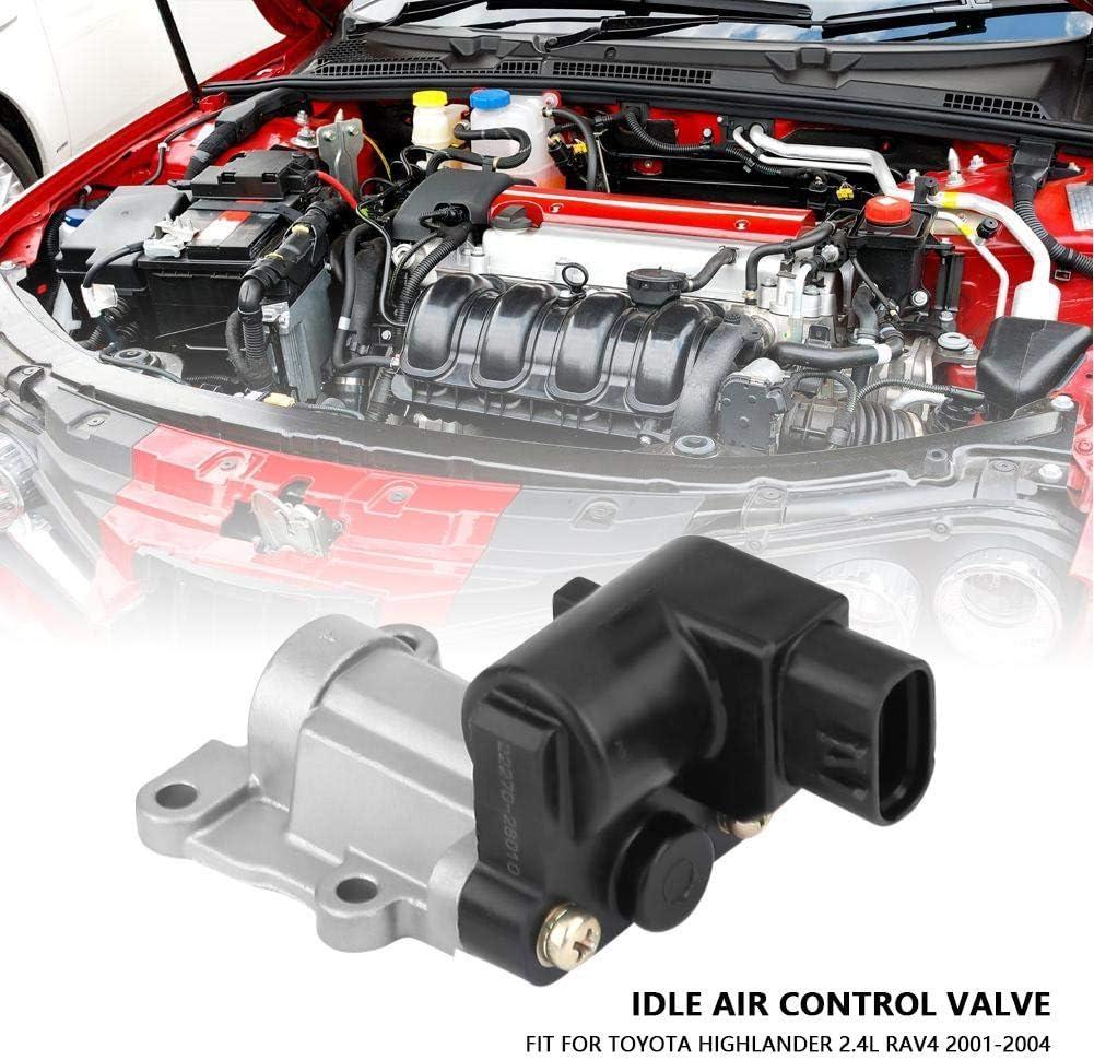 Idle Air Control Valve Suuonee Car IAC Valve 22270-28010 Fit for Toyota Highlander 2.4L RAV4 2001-2004
