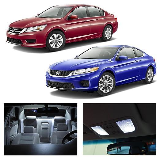 honda accord 2015 white. amazoncom honda accord 20132015 white led package kit interior tag reverse lights 10 pieces automotive 2015
