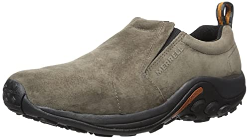 Merrell Jungle Moc, Gris (Gunsmoke), Mocasines para Hombre), 44 EU: Amazon.es: Zapatos y complementos