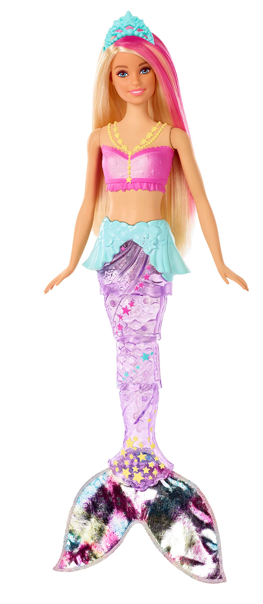 Barbie Dreamtopia Sparkle Lights Mermaid, Blonde