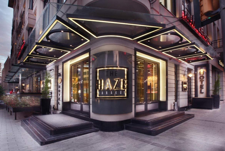 Jetsetforyou Kurzreise Istanbul T/ürkei Hotelgutschein 3 Tage The Haze Istanbul im DZ