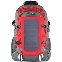 RETRO Solar Backpack 7 Watt 45L Sırt Çantası