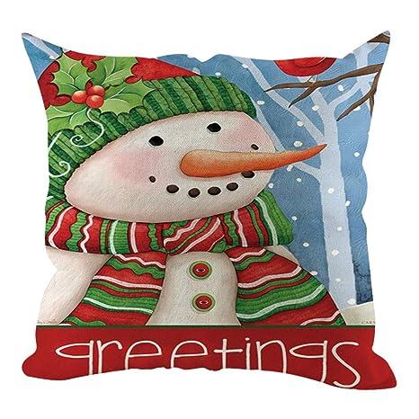 Amazon.com: XIMOMO Farmhouse Decorative Pillow Covers ...