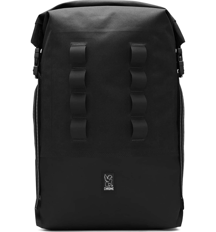 (フィルソン) Filson Men`s Urban Ex Rolltop Waterproof Backpack メンズ バッグ パソコンバッグ (並行輸入品) B07PLW4L14 ブラック/ブラック One Size