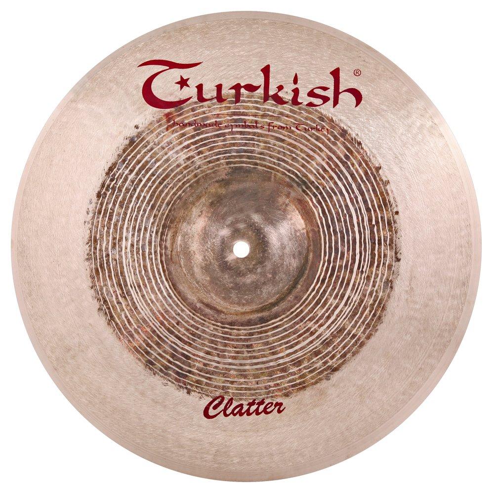 Turkish Cymbals Effects Series 14-inch Clatter Crash * CT-C14 B072ML19PS