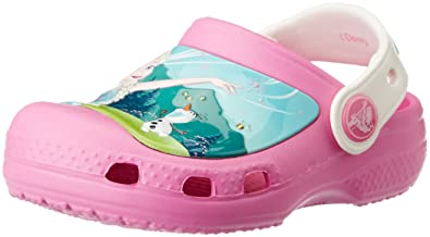 b7c4ff947e6f72 Crocs Girls  CC FrozenFever ClogK