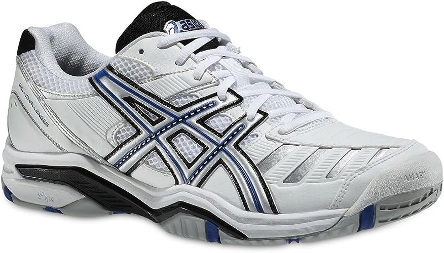 ASICS Gel Challenger 9, Scarpe da Tennis Uomo, Bianco, 37,5