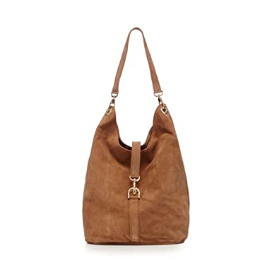 Faith Womens Tan Low Slung Hobo Bag: Faith: Amazon.co.uk: Clothing
