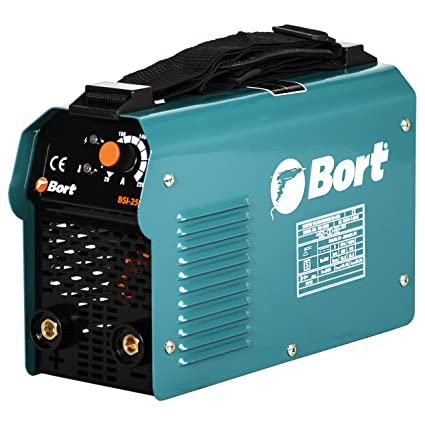 Bort BSI-250H soldador inverter. 220 A, 2,5 - 5 mm