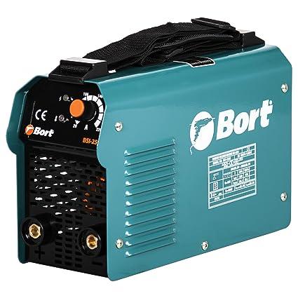 Bort BSI-250H soldador inverter. 220 A, 2,5 - 5 mm, 7100 W, 180 ...