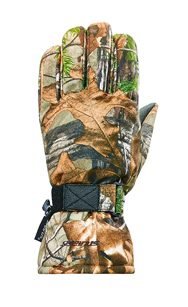 Seirus Innovation 8159 Heatwave Mountain Challenger Cold Weather Waterproof Glove