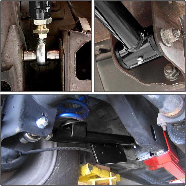 DNA Motoring RLCA-ZTL-302 Pair Adjustment Heavy Duty Rear Suspenstion Lower Control Arms Set