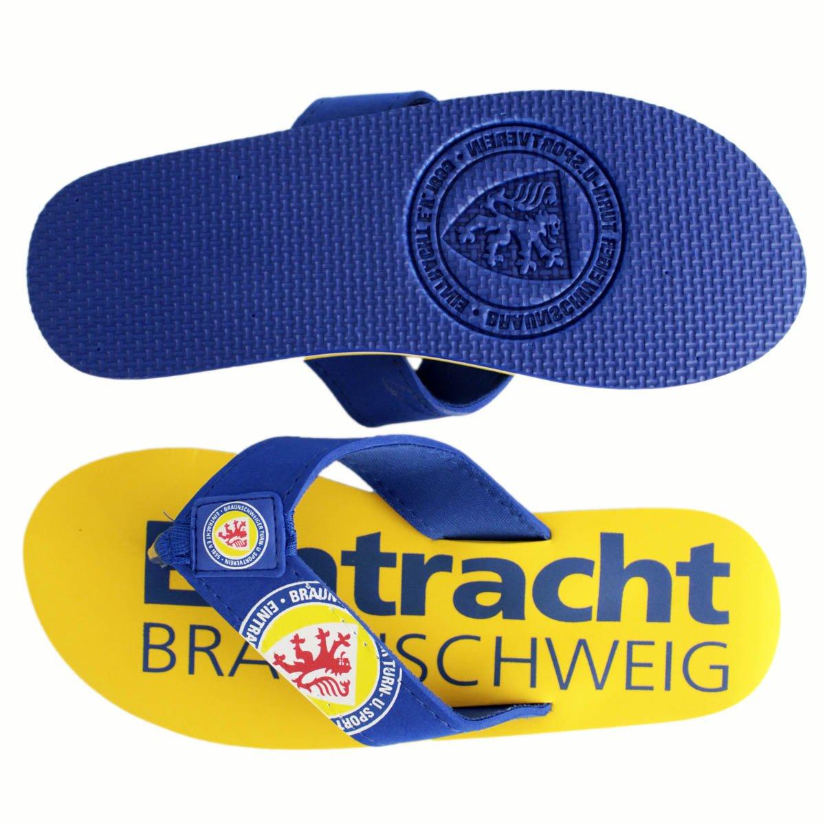 Flip Flop Gr/ö/ße 38//39 Eintracht Braunschweig