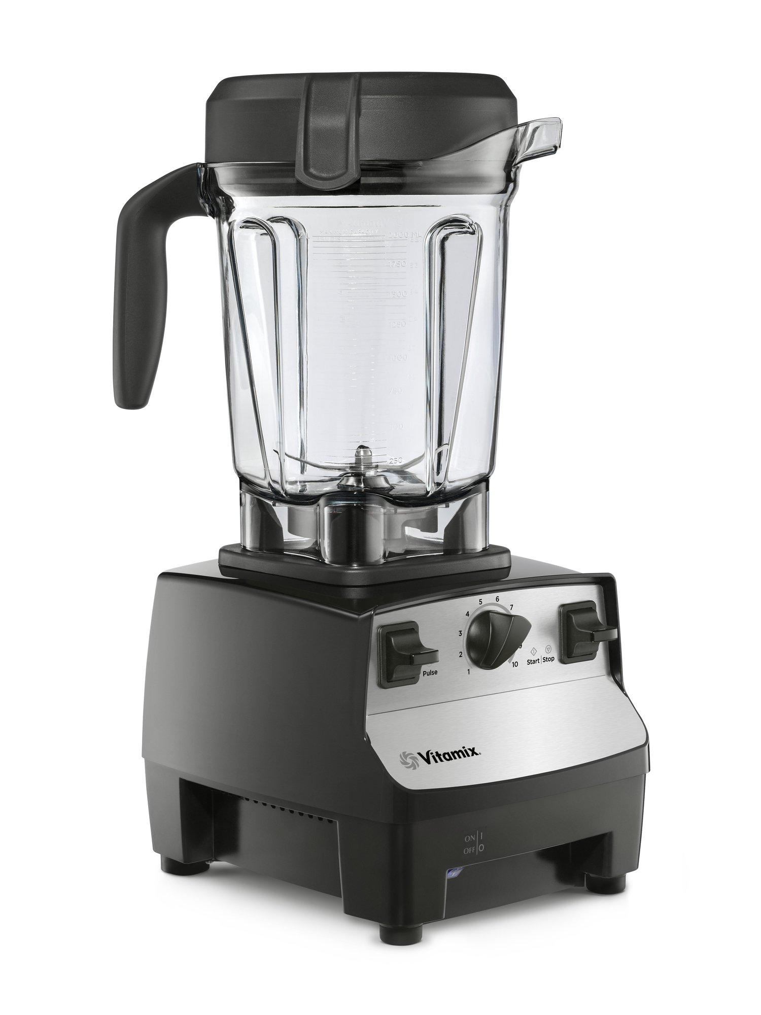 Vitamix 5300 Blender, Black (Certified Refurbished)