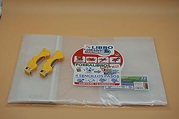 Office Box Lote 10 Forros Express Ajustables Transparentes para Libros 22 cms + 2 Estuches Minas Oso: Amazon.es: Juguetes y juegos