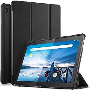 IVSO Case for Lenovo TAB M10 Tablet, Ultra Lightweight Protective Slim Smart Cover Case for