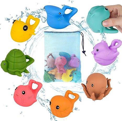 Baby Bath Toys In The Bath Mesh Cartoon Luxury  Style Bathroom Toys For Children