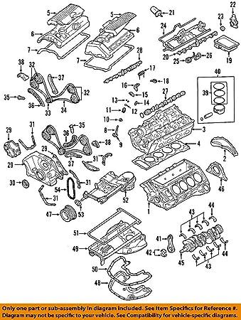 Amazon.com: Bmw 11 41 7 561 428, Engine Oil Pump: Automotive | Bmw E60 Engine Diagram |  | Amazon.com