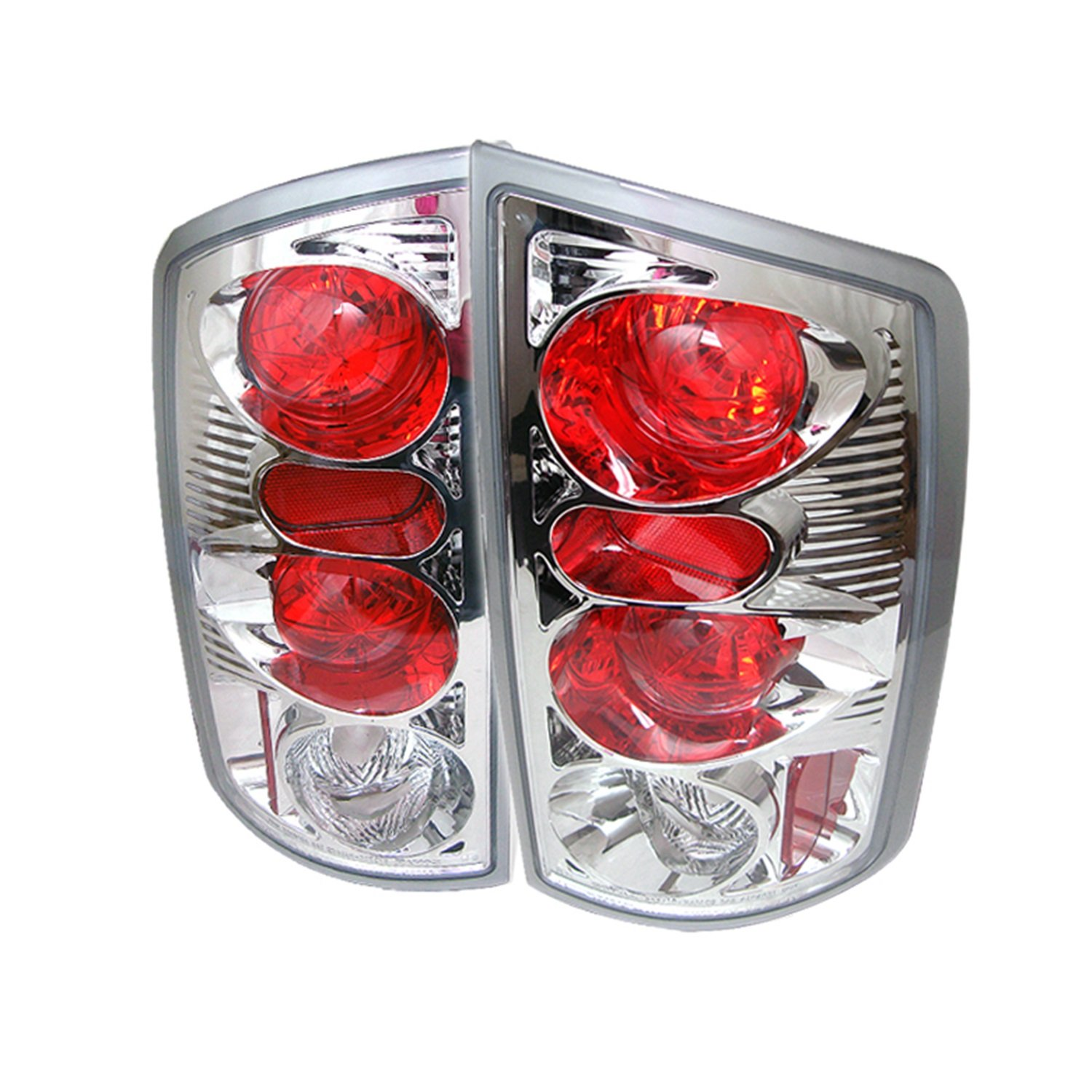 Spyder Auto ALT-YD-DRAM02-SM Smoke Altezza Tail Light