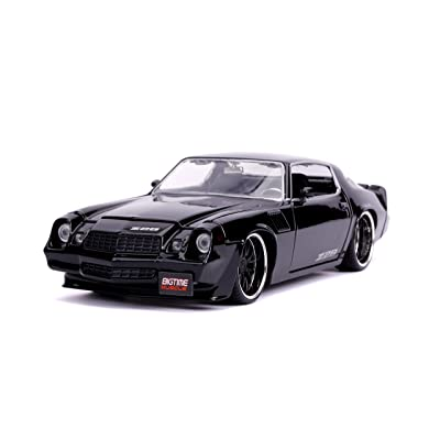 Jada Toys 1:24 BTM - '79 Chevy Camaro Z28: Toys & Games