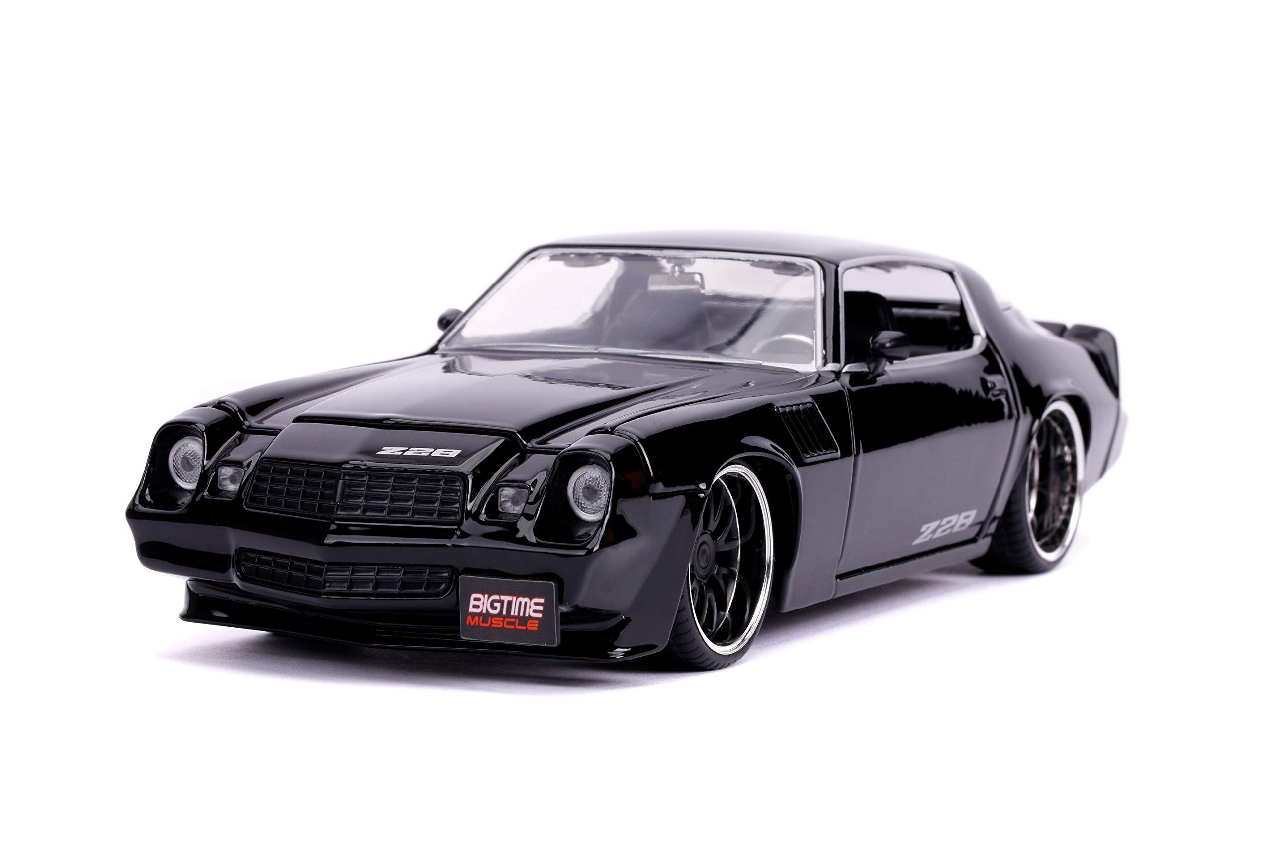 Jada TOYS 1:24 BTM - '79 Chevy Camaro Z28