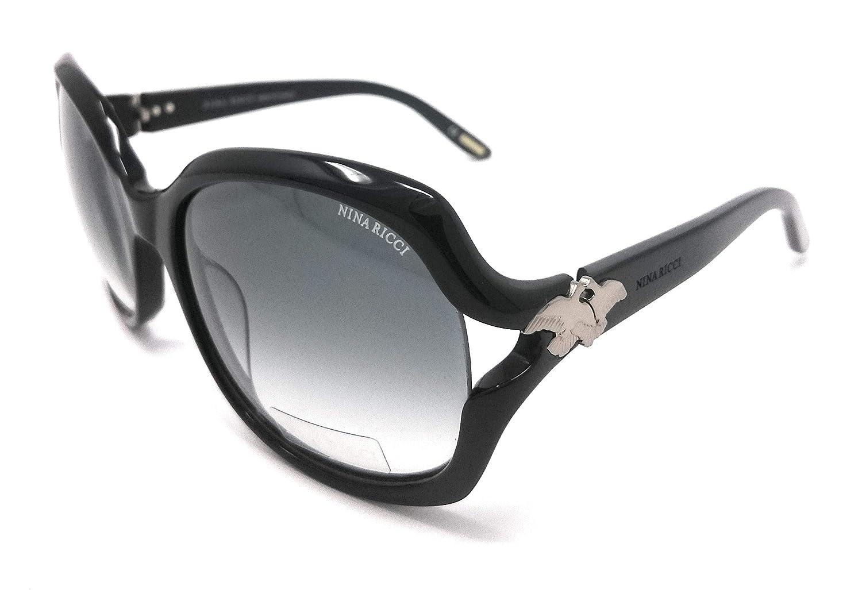 Nina Ricci - Gafas de sol para mujer, NR 3205 F, color negro ...
