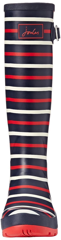 Joules 7 Women's Welly Print Rain Boot B01M3N1FTT 7 Joules B(M) US Navy London Stripe ffb0e8