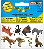 Safari Ltd. Good Luck Minis – Wild West Fun Pack – Realistic Hand Painted Toy Figurine Model – Quality Construction from Phthalate, Lead and BPA free Materials – For Ages 5 and Up