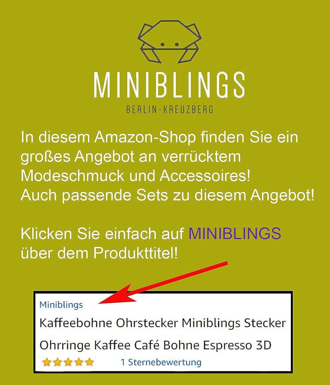 Miniblings Taucher Schl/üsselanh/änger Anh/änger Skuba Diving Tauchen gr/ün