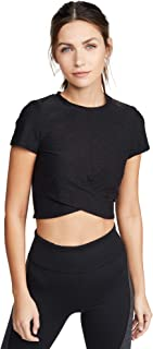 product image for Beyond Yoga Women's Under Over Lightweight Cropped Tee