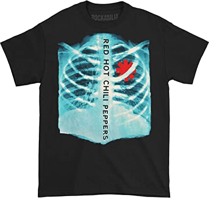 RED HOT CHILI PEPPERS  T-SHIRT MENS TEE FREE SHIPING SIZE SM MED LG XL 2X
