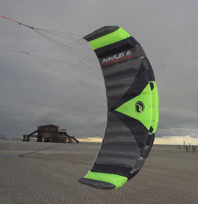Paraflex Trainer mit Bar, Wolkenstürmer 4 Leiner Lenkmatte