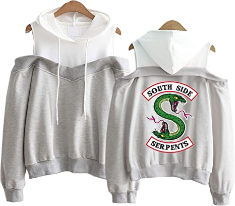 Boys Girls South Side Serpents Kids Casual Spring Fall Sweatshirts Hoodies